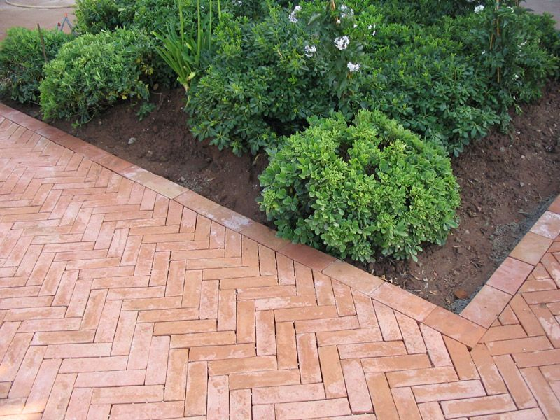briques briquettes en terre cuite carrelage terres cuites des launes porch flooring garden