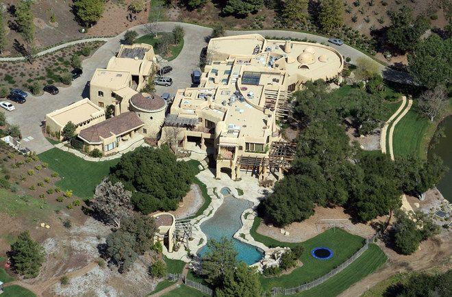 Visitez les plus belles maisons de stars belle photos for Visite maison de star