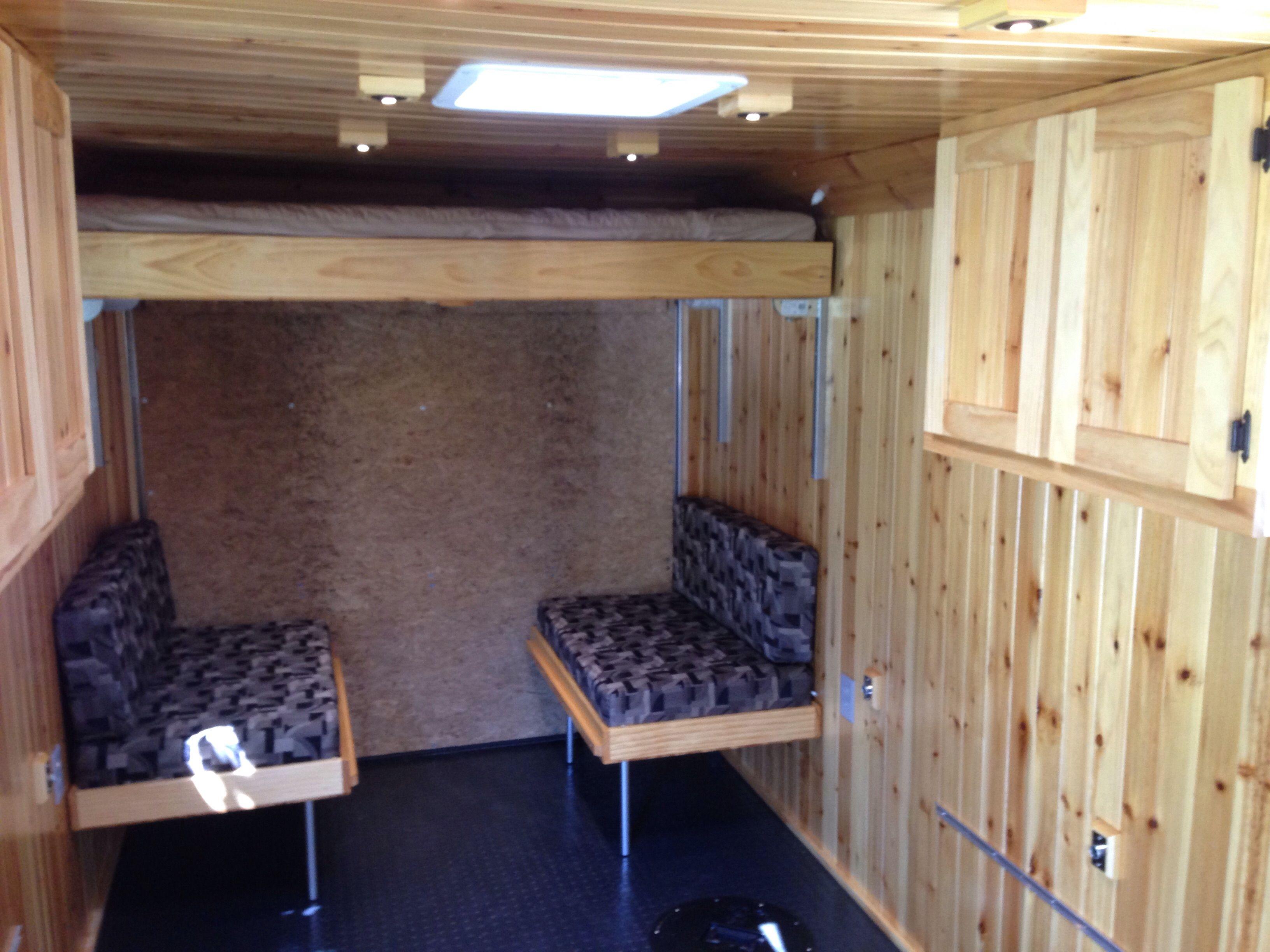 41+ Enclosed trailer camper dekstop