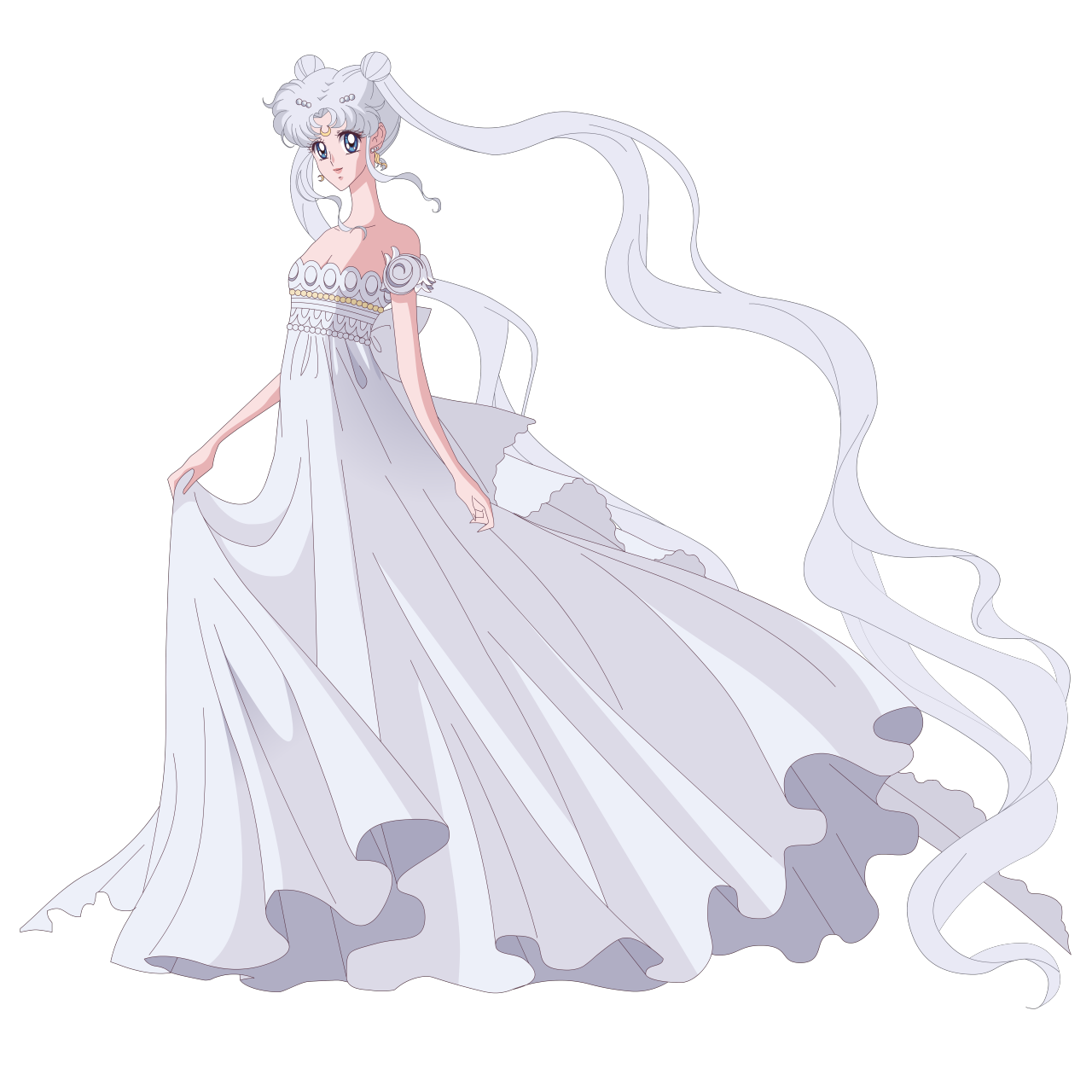 Neo Queen Serenity Crystal: Pin By Heather Pixley On Fanart Sailor Moon