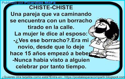 Mundo De Postales Chiste Chiste Chistes De Mafalda Imagenes De Mafalda Frases Imagenes De Mafalda