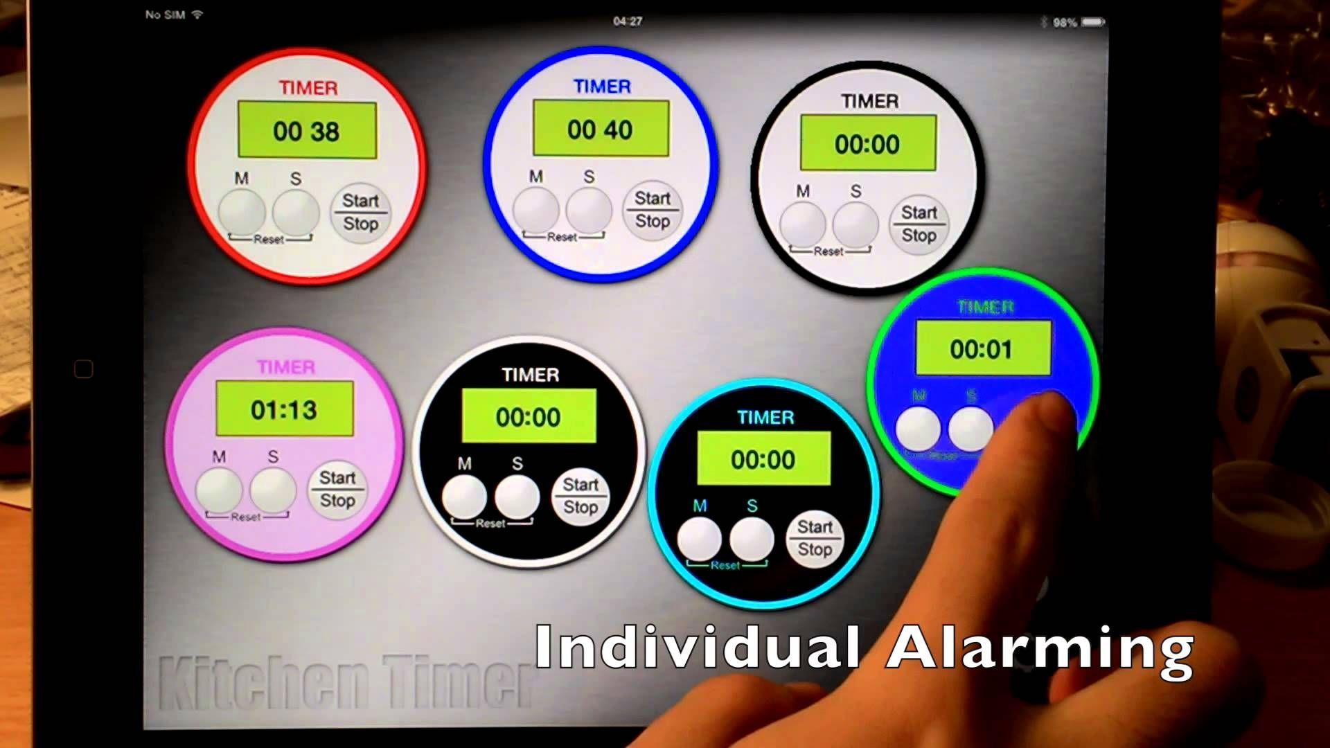 Küchen Timer App Dies ist die neueste Informationen auf die Küche ...