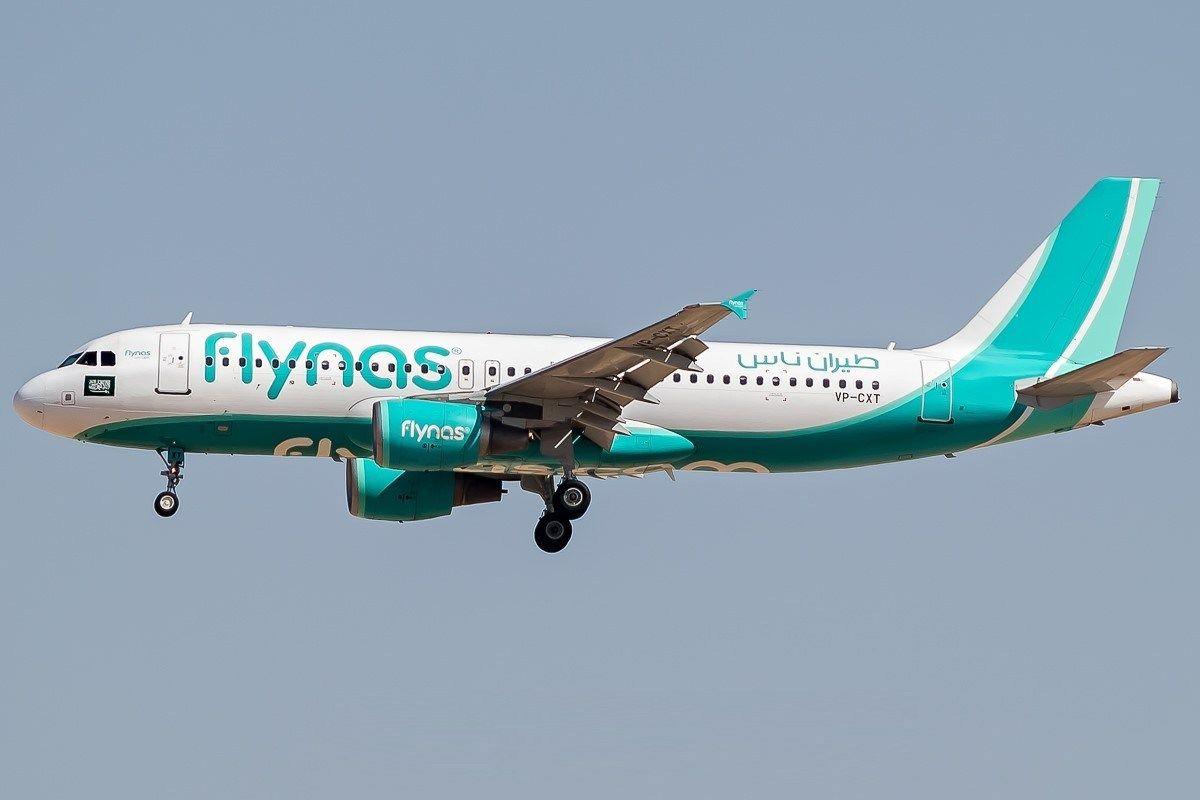Flynas Launches Five Direct Flights Between Riyadh And New Delhi Ksaexpats Com Airbus Riyadh Aircraft