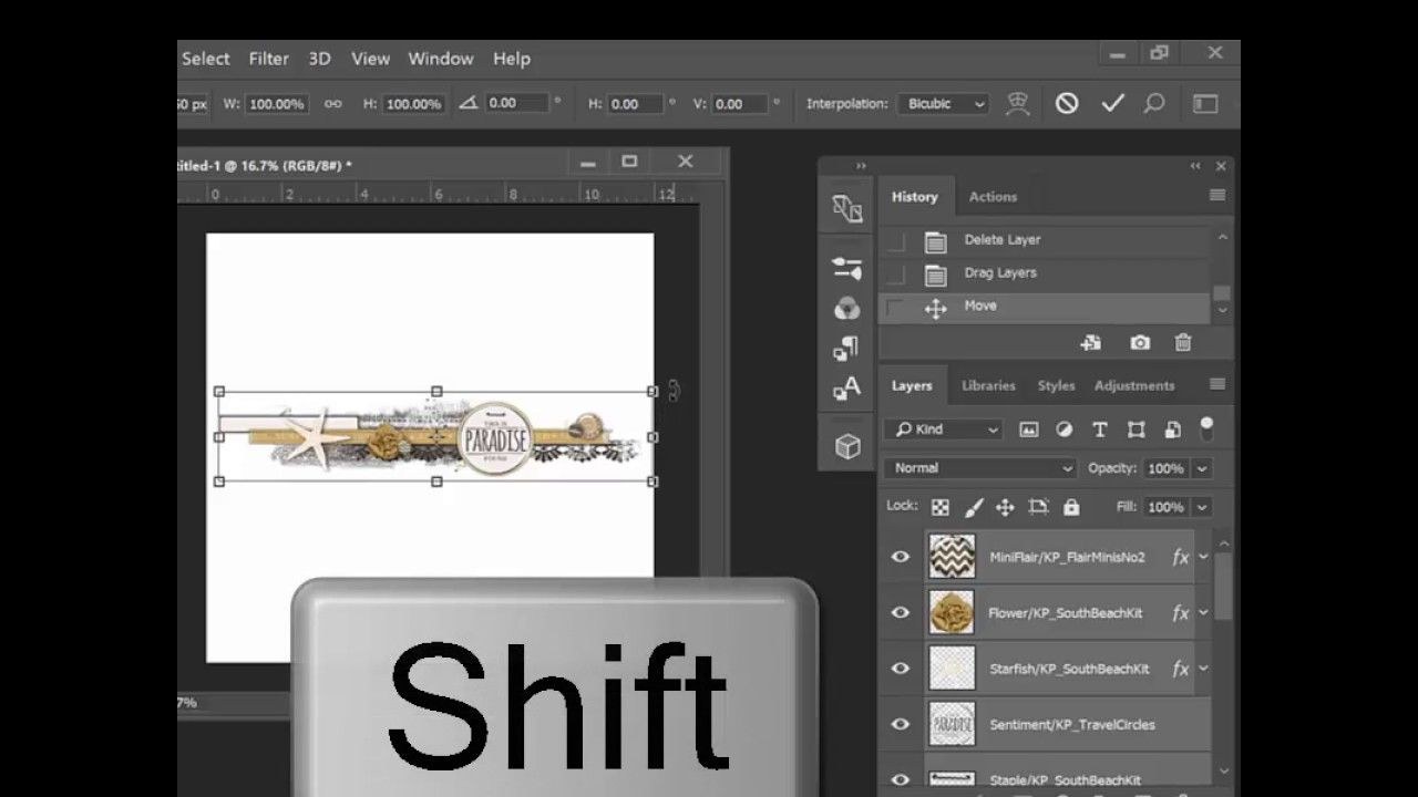 Adobe or Elements Video howto from