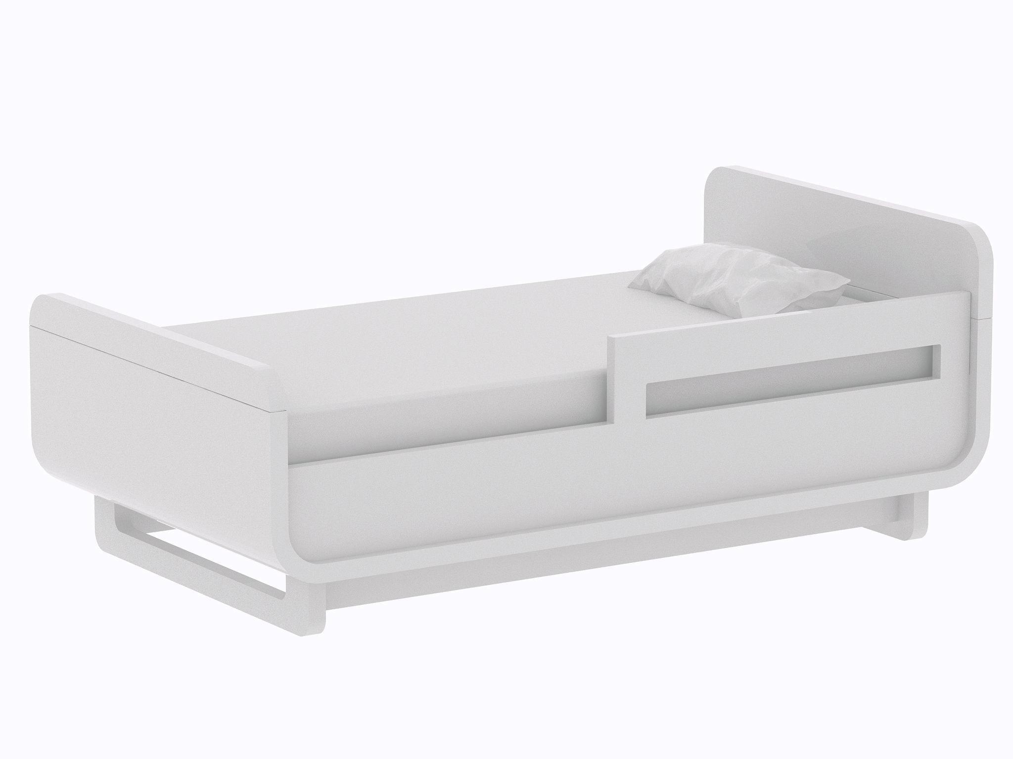 daa37b39df Trend - Cia do Móvel - Berço   mini cama  136 cm