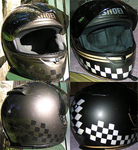 Reflective Tape Designs Reflective Tape Helmet Reflective