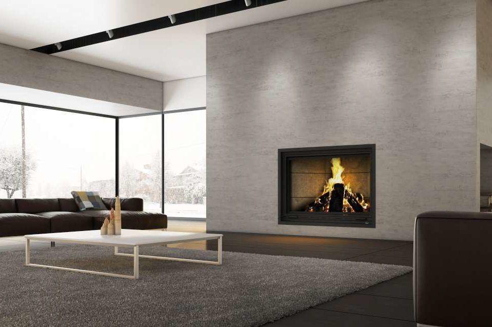 Hearthstone Wood Fireplace Valcourt Fireplace