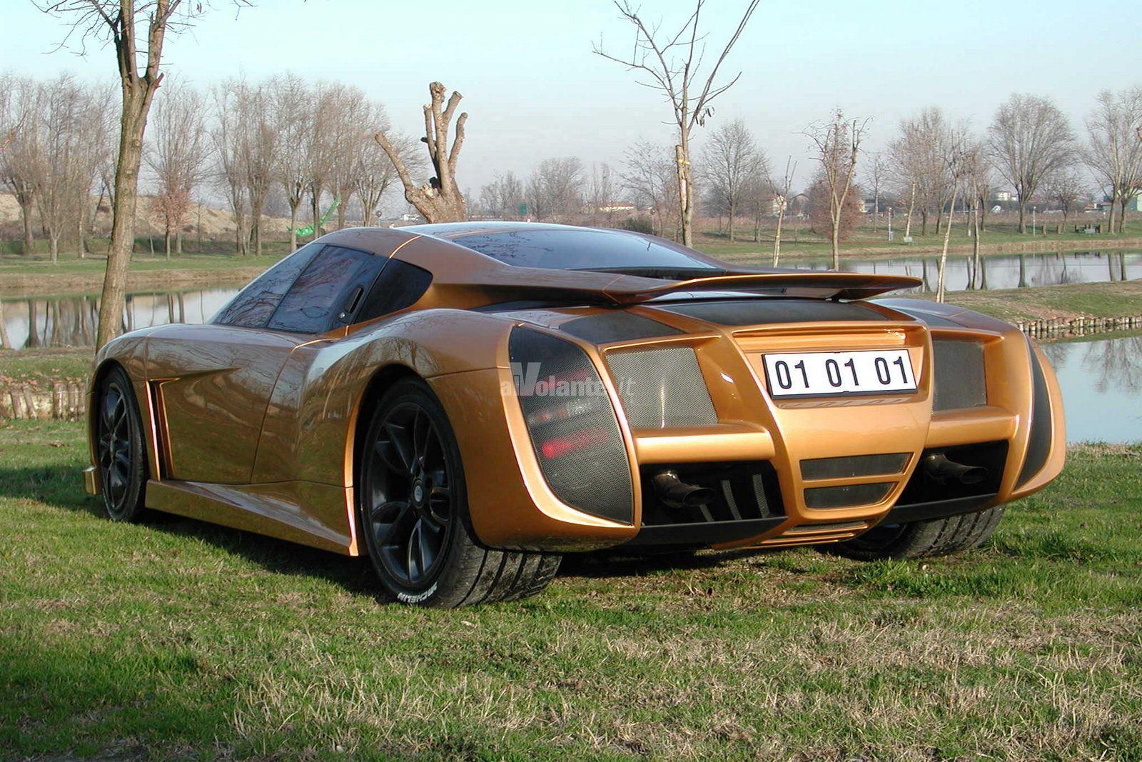 Foto Edonis La Supercar Che Viene Dal Passato Super Cars Bugatti Eb110 Sports Car
