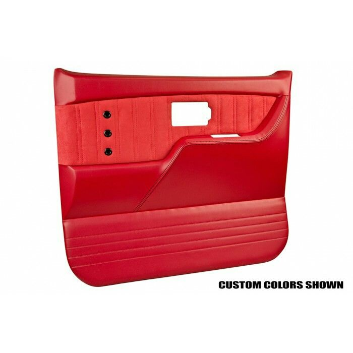 Tmiproducts Com Custom C10 77 87 Chevy Door Panels C10 Chevy Truck Car Interior Design 87 Chevy Truck