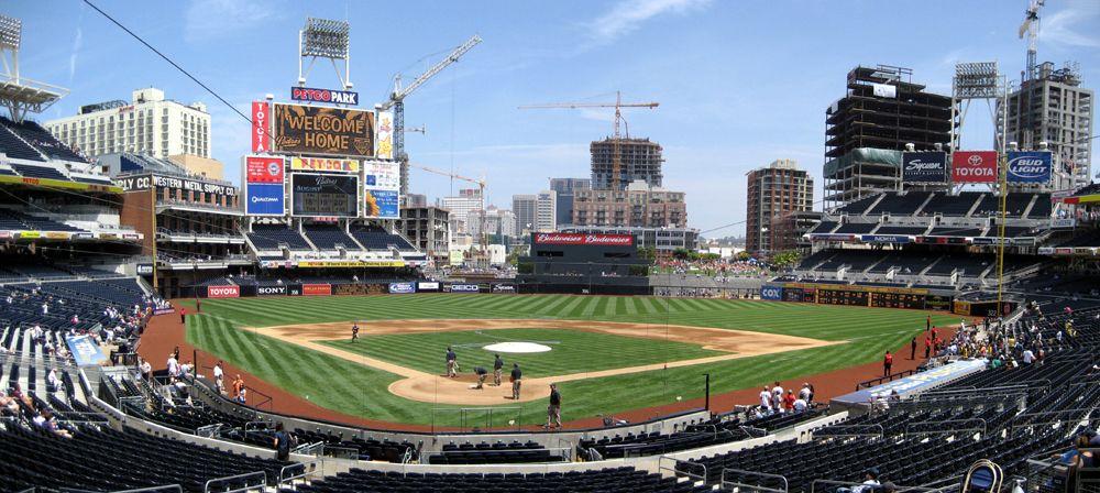 Stadium Review Petco Park In 2020 Petco Park Baseball Park Baseball Stadium