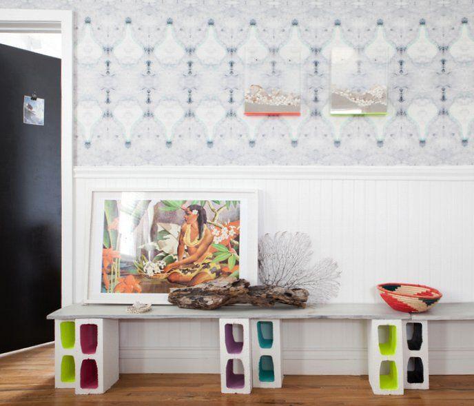 Wohnen Mit Betonoptik Modernes Design Aus München: Betonblöcke Für Tolle DIY Möbel