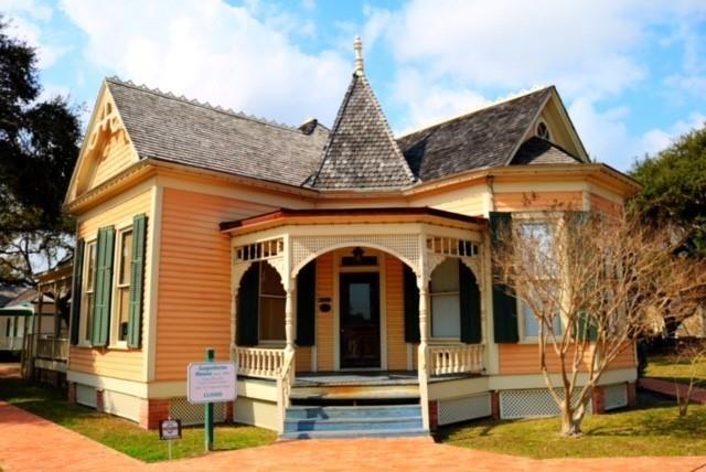 Walkingtourofheritagepark6 Jpg Historic Homes Corpus Christi Walking Tour