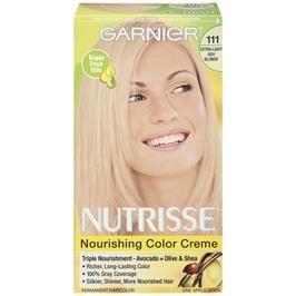 Garnier Nutrisse Ultra Color Nourishing Color Creme Lb3 Ultra