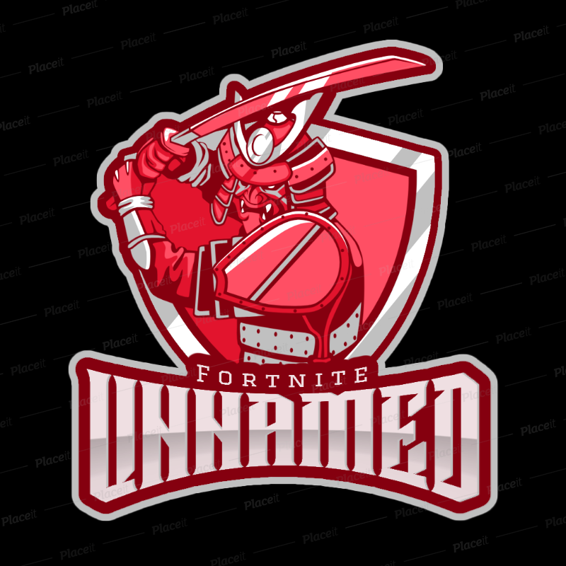 Gaming Logo Maker for an eSports Team 1750
