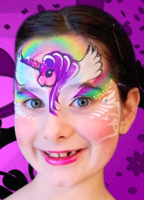 Face Painting Unicorn Face Paint Design Video