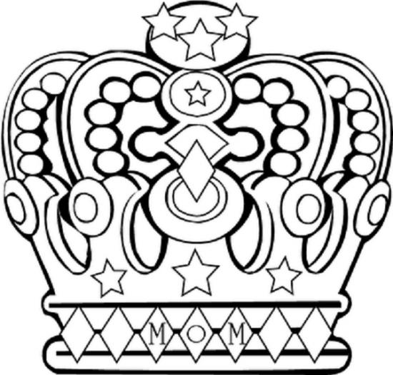 Como Fazer Coroas Para Reis E Rainhas Paginas Para Colorir
