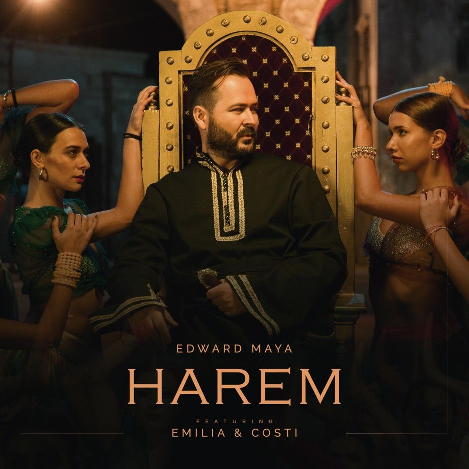 A Zharem Feat Emilia Costi Single By Edward Maya Aff Amp Costi Single Emilia Affiliate Mp3 Song Download Music Download Songs