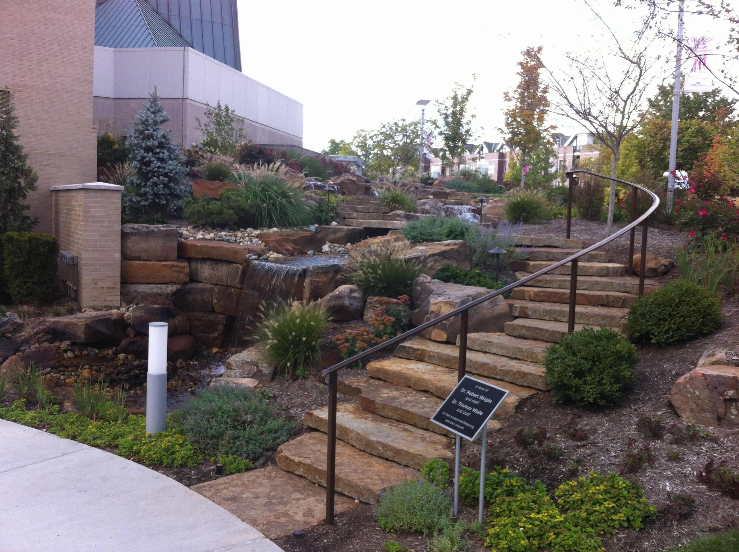 Landscape design maintenance project gallery with