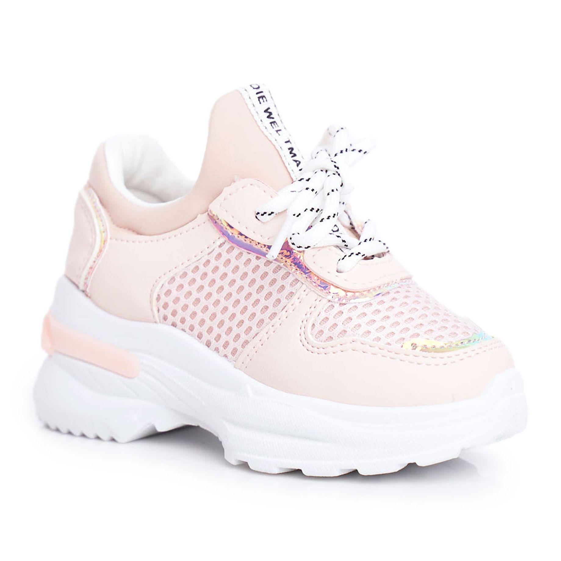 Frrock Obuwie Sportowe Dzieciece Rozowe Matylda Sneakers Nike Shoes Huaraches