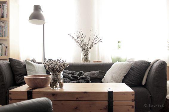 Raumfee Natürlich Wohnen / natural living Räume Pinterest