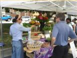 go to Decatur Farmer's Market
