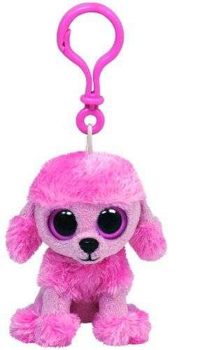 1369460155f Ty Beanie Boos - Princess-Clip the Poodle