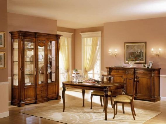 Dining Room Wooden Showcase Designs For Dining Room It Is Difficult