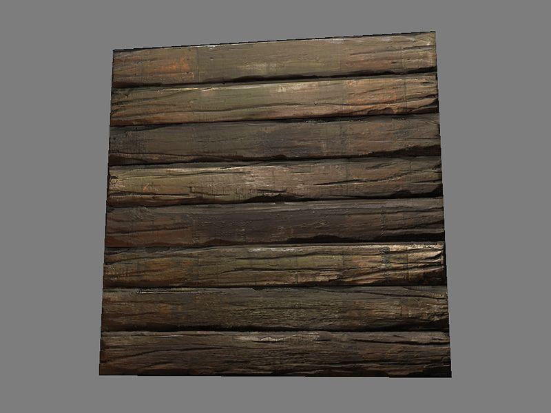 Philipk Net Rough Wood Planks Tutorial Painted Wood Texture Rough Wood Texture Painting