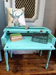 Robins Egg Salvaged Boutique Refinished Furniture Paint Ideas