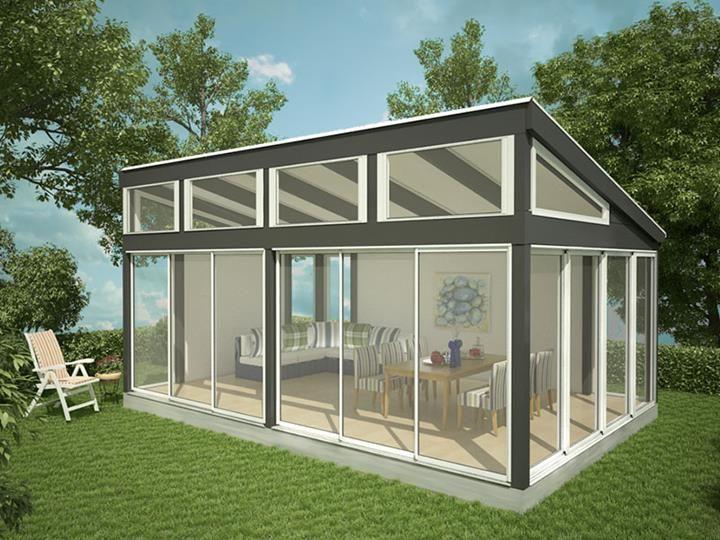 Fristaende Uterum 25 Kvm Willab Garden Poolhus Design Sma Hus Utomhusrum