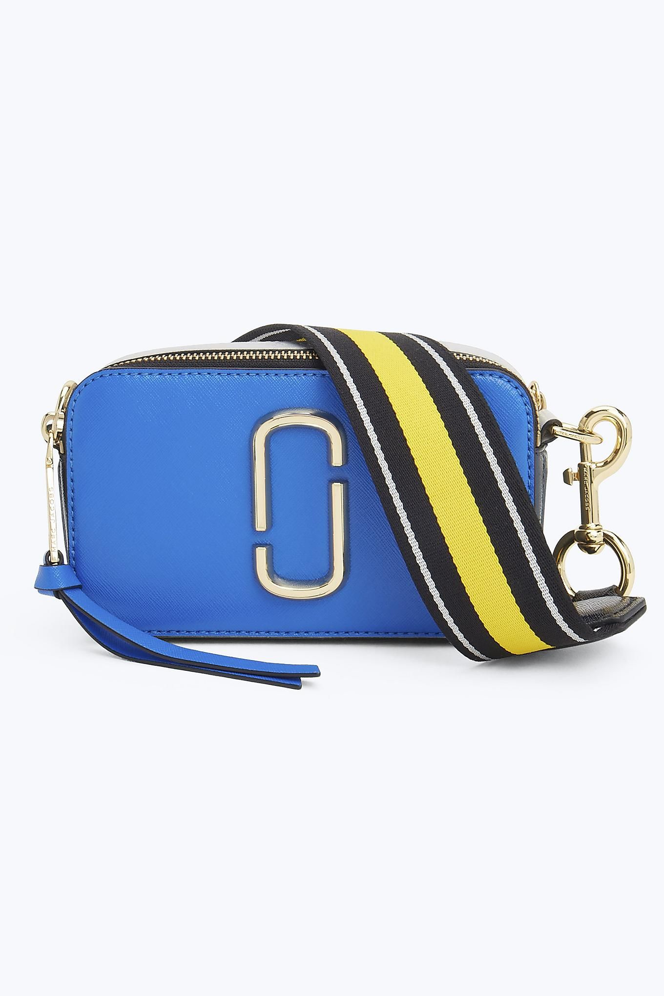 Snapshot Small Camera Bag Dazzling Blue Multi Marc Jacobs
