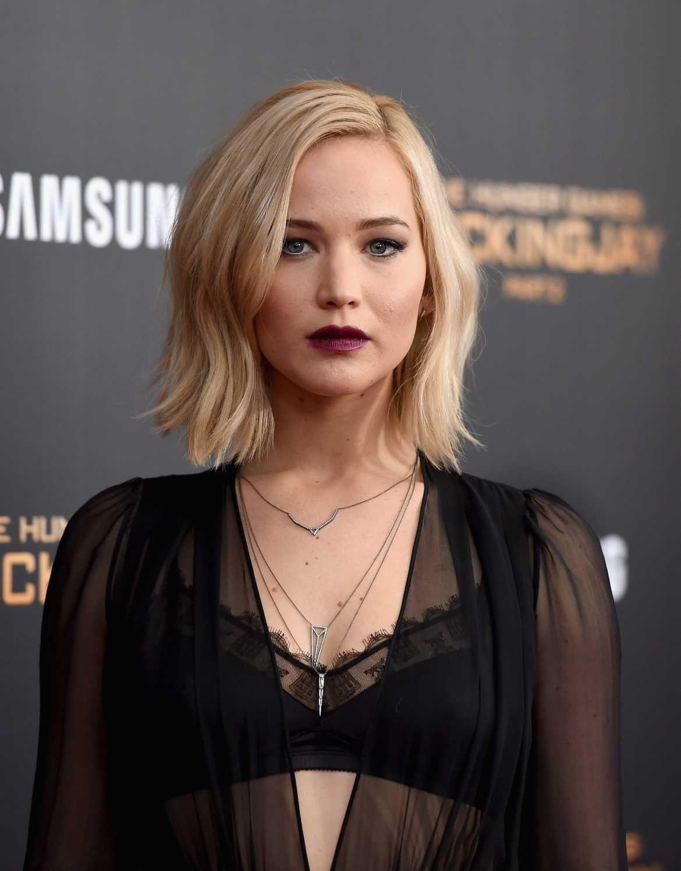 Katniss Everdeen Frisur Google Suche Carre Blond Jennifer
