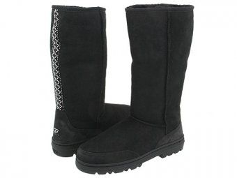 Black Ultra Tall UGG Boots Sale: $124.84