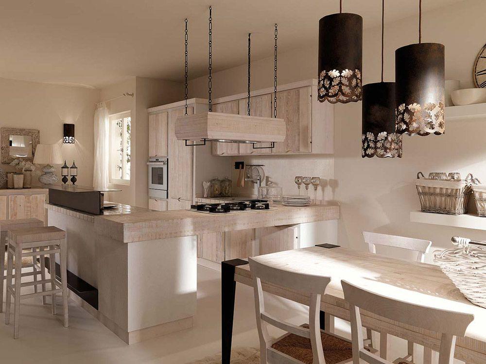 Cucine in muratura cucina crete senesi a da zappalorto for Cucine muratura immagini