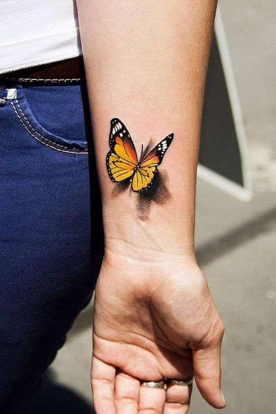 Brilliant Wrist Tattoos for Girls [All Designs 3d