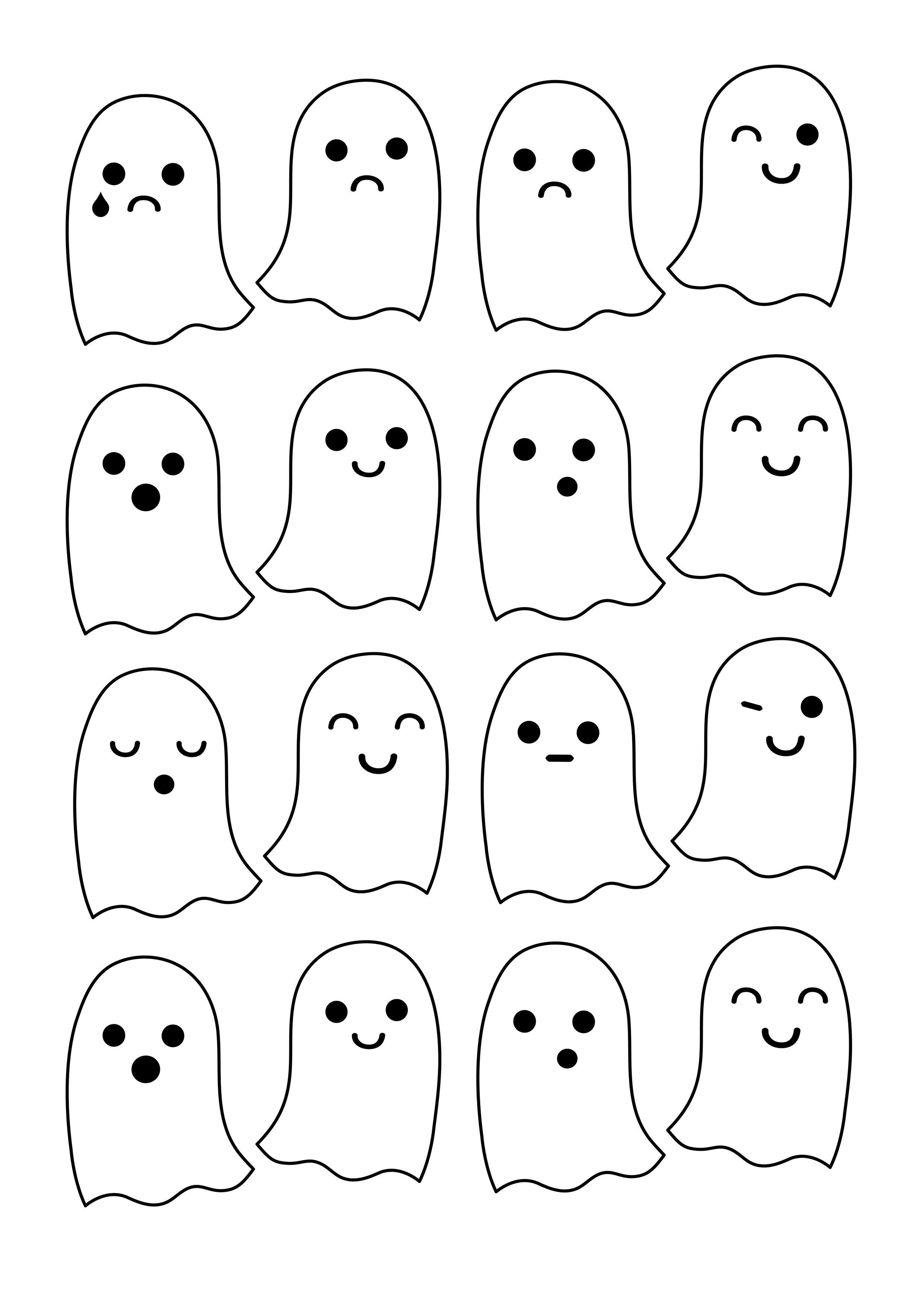 free printable pattern | lasten | lapset | syksy | halloween ...