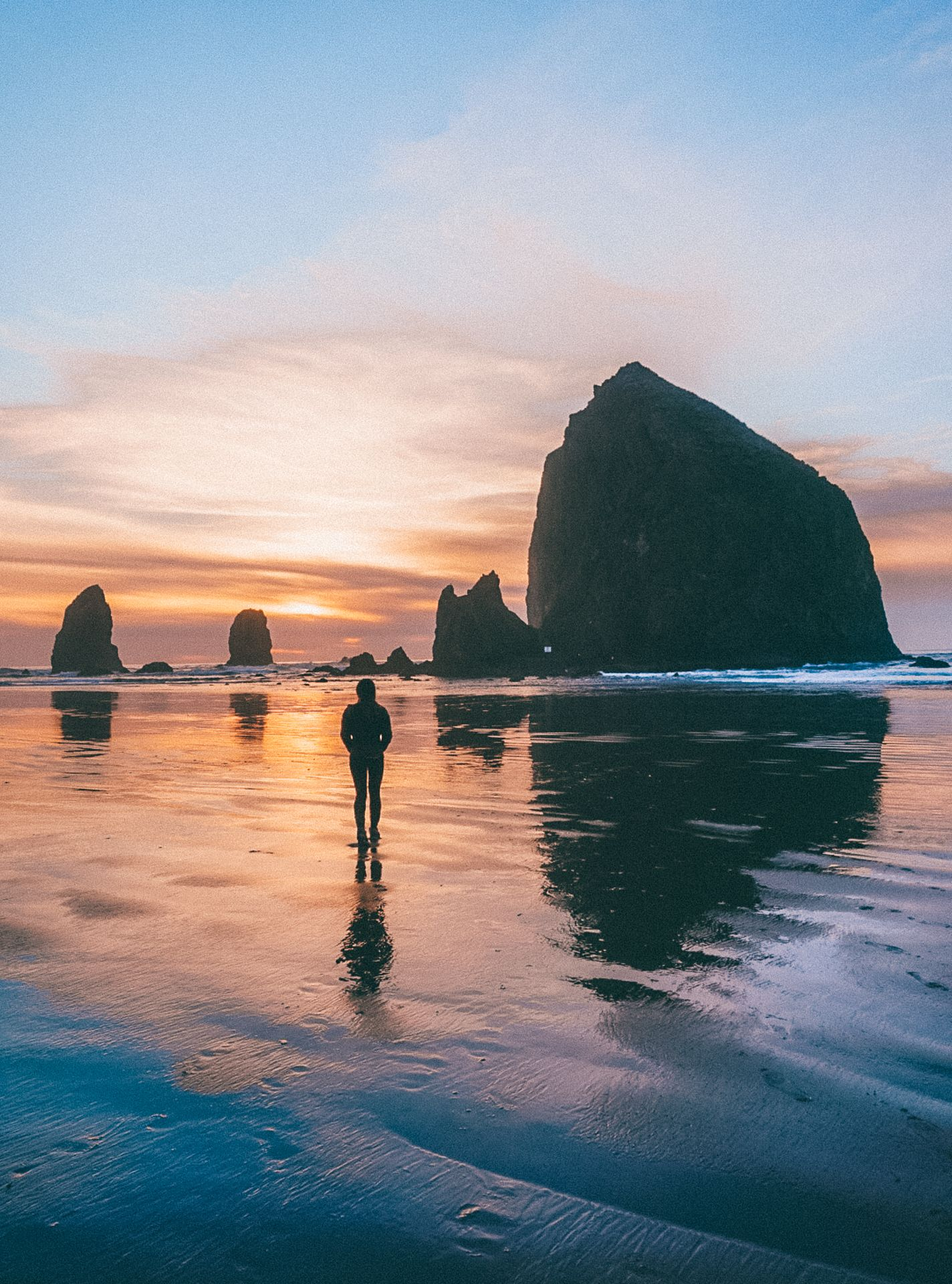 Cannon Beach in Oregon #oregoncoast