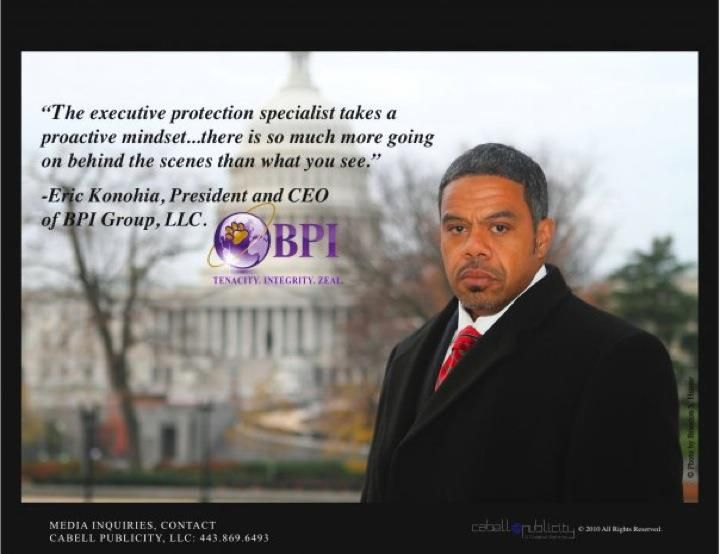 There is a misconception of what an executive protection specialist - executive protection specialist
