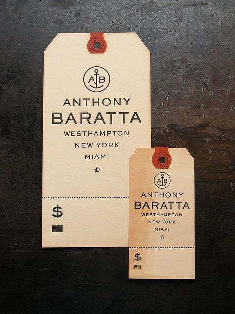 Anthony baratta tags letterpresses business card maker and anthony baratta tags letterpresses business card maker and business cards reheart Gallery