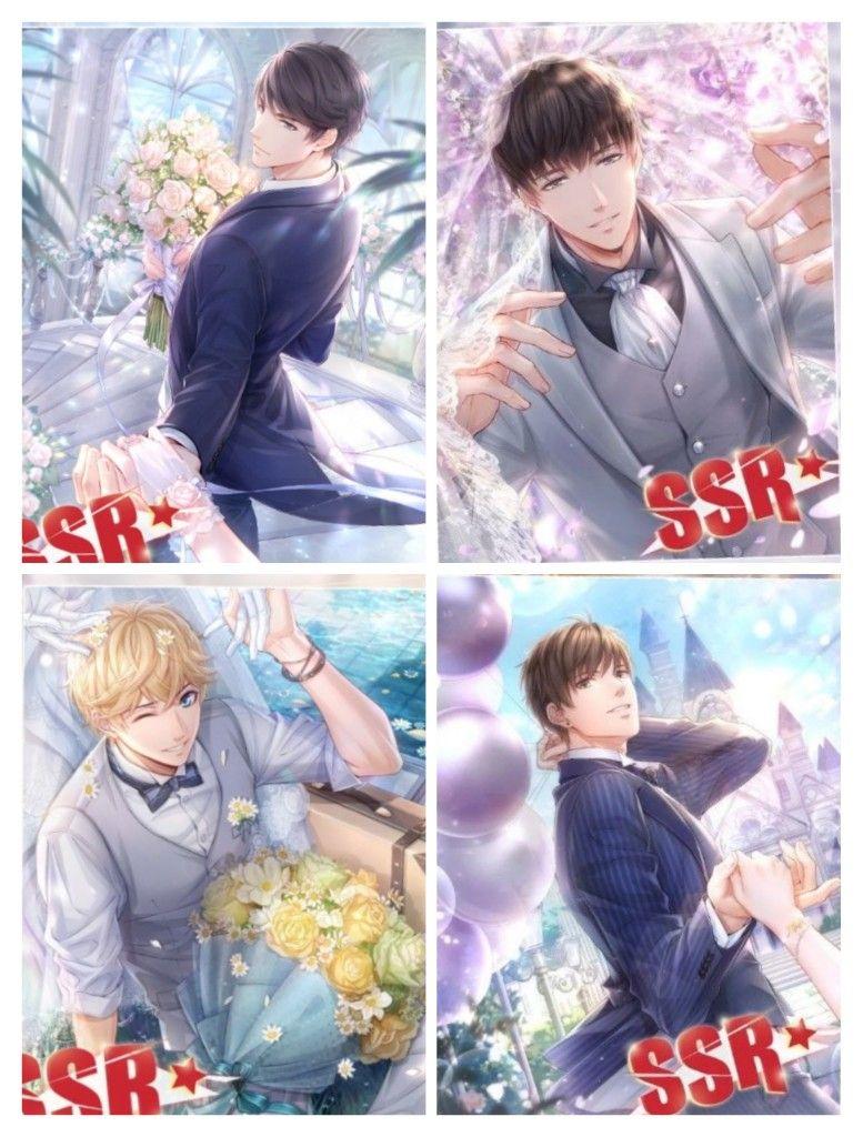 mr love queen's choice anime