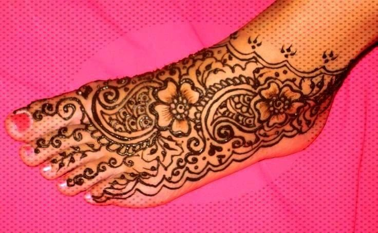 foot designs  Here are some Mehndi Patterns for Foot eeasy henna foot designs  Here are some Mehndi Patterns for Foot e 50 Attractive and Amazing Mehndi Designs Art Mehen...
