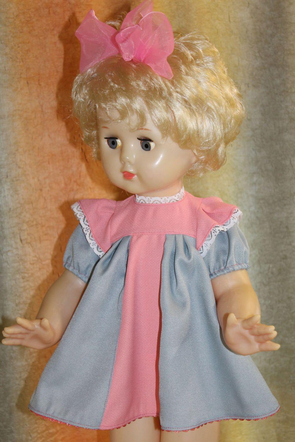 Кукла СССР Марина 65 см., Московская фабрика игрушек им. 8 ...