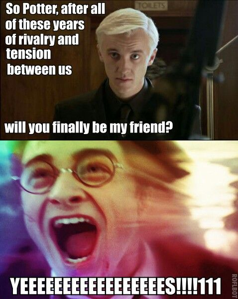 Haha love these two ❤ | celebrity husband❤ | Draco malfoy
