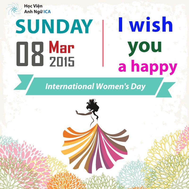 Ngày Quốc tế Phụ nữ 8/3/2015
