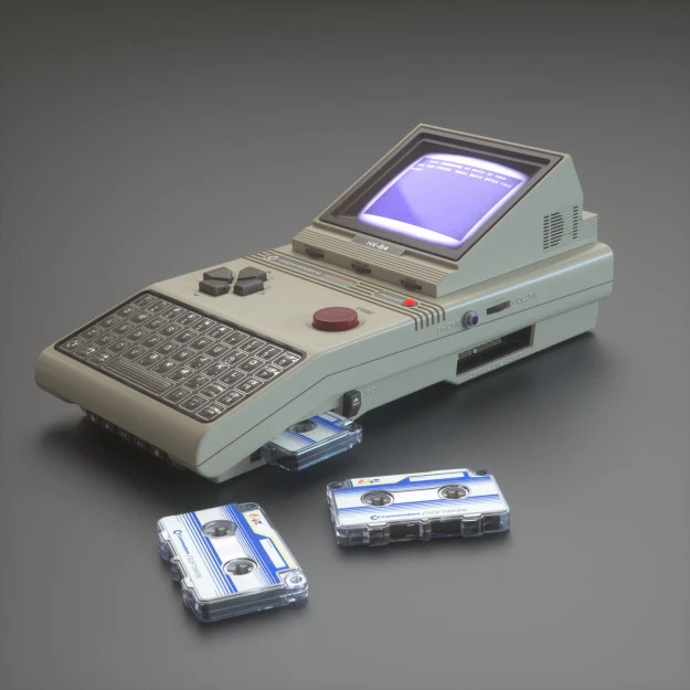 This Handheld C64 Design Study Needs To Be Made | Hackaday
