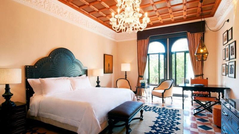 Hotel Alfonso XIII - Sevilla