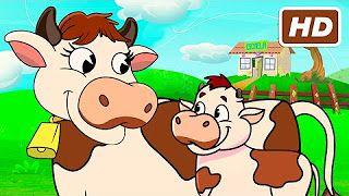 SEÑORA VACA canciones de la granja 4 - YouTube