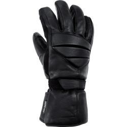 Photo of Reduced leather gloves for women