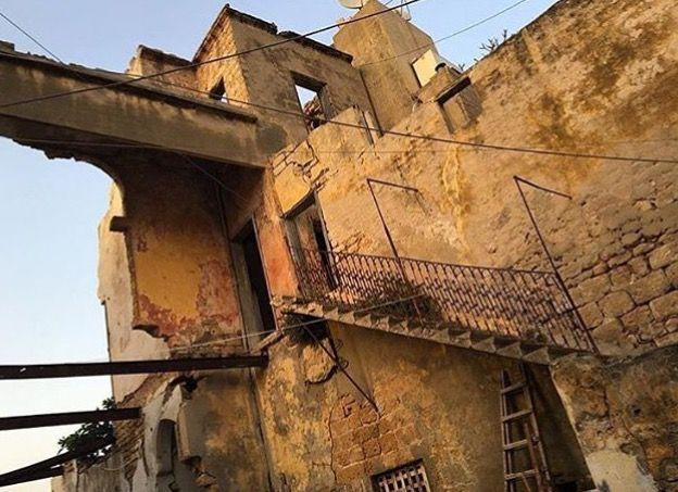 بيوت ومنازل تراثية في مدينة صور جنوب لبنان Tyre South Lebanon Old Houses Traditional South Lebanon