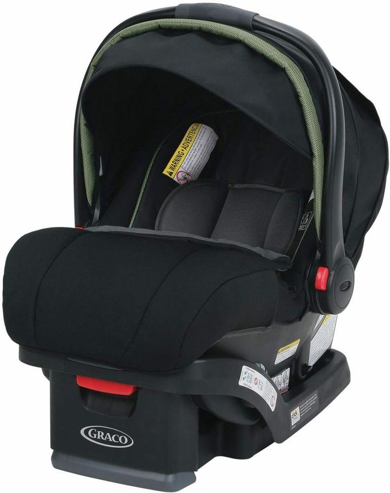 Graco SnugRide SnugLock 35 XT Infant Car Seat Emory